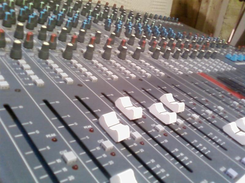 Piggyback Studios Mixer