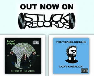 Stuck Records - OUT NOW