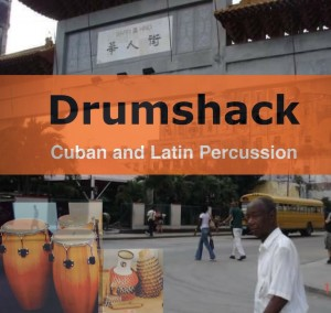 Derby Drumshack, UK - Cuban song and percussion